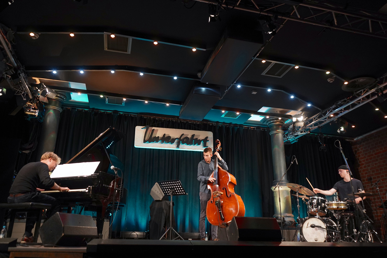 Konzertfinale Junger Münchner Jazzpreis 2020